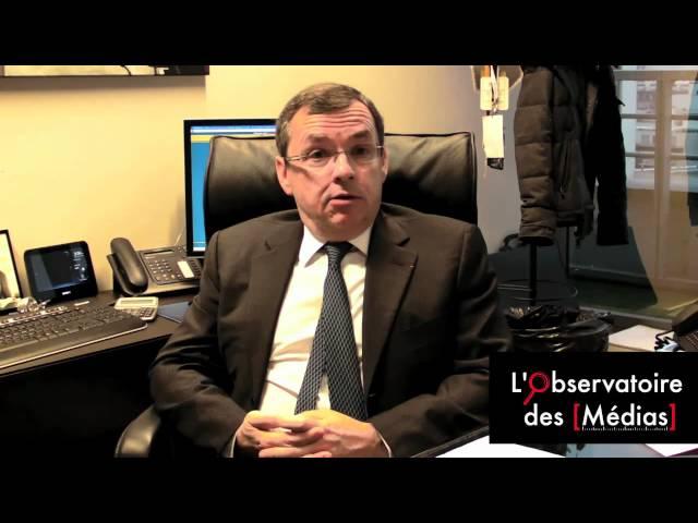 Alain Weill - Les jeunes journalistes / La Tribune
