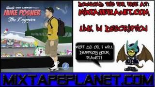 Watch Mike Posner Wonderwall (Ft. Big K.r.i.t.) video