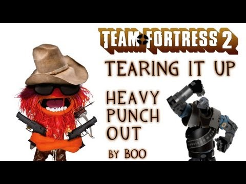 Tearing it Up! - Heavy Punchout - Team Fortress 2