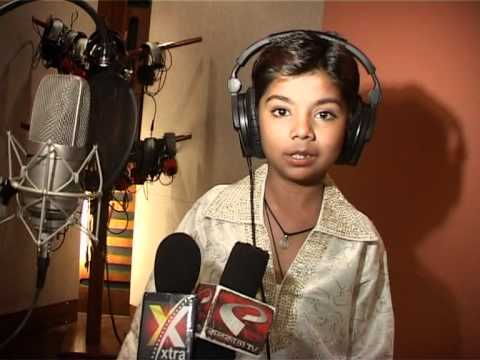 Bindaas Bollywood - Song Recording For The Movie Ram Bhajan...