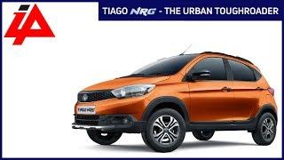 Tata Tiago NRG | Walkaround | #iatv