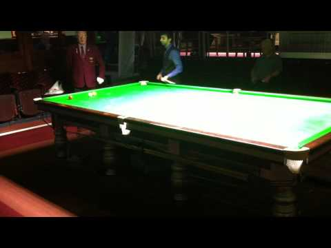 Pankaj Advani 2012 Billiards World Championship 20-10-12 part 2