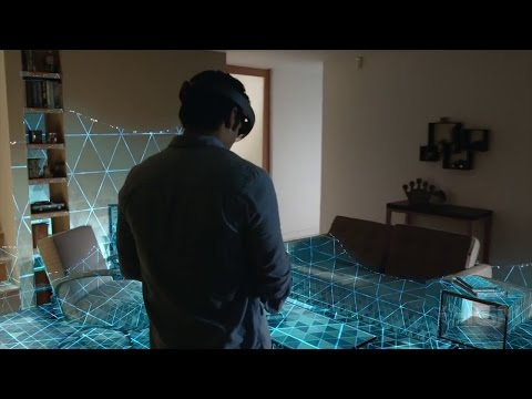 Microsoft's HoloLens Is Actually Amazing