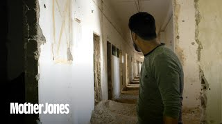 Video: Inside an ISIS Prison, in Syria - Shane Bauer