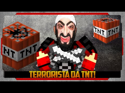 Terrorista da TNT - Skywars