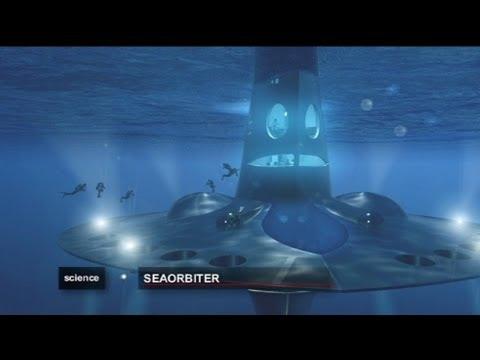 """euronews science - """"Sea Orbiter"""": время отдавать долги"""
