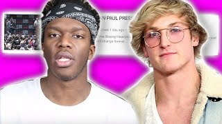 The KSI vs Logan Paul Conference Was Disappointing