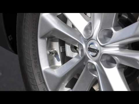 2015 Nissan Rogue - Tire Pressure Monitoring System (TPMS)