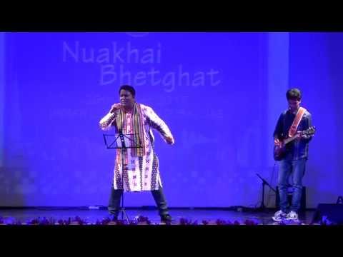 Kete Haldi Makhucha Sambalpuri Song in Nuakhai Bhetghat DUbai 2017