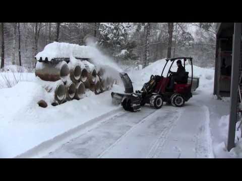 Norcar a60  / Snow blower 8000133