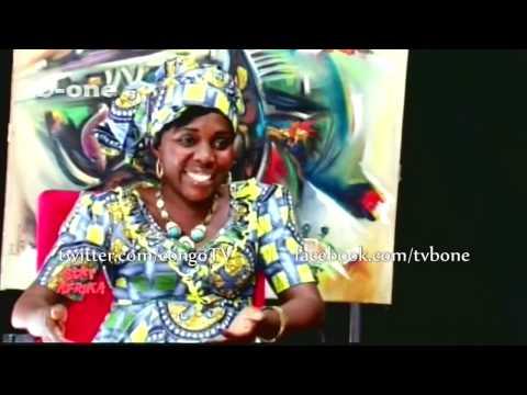 Comédienne MAMAN KALUNGA parle de sa Carriere