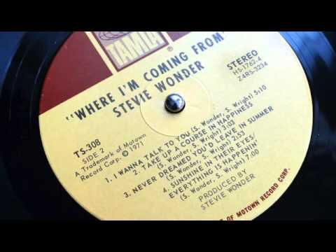 Stevie Wonder - Sunshine In Their Eyes
