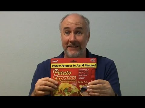 Potato Express Review- As Seen On TV- EpicReviewGuys