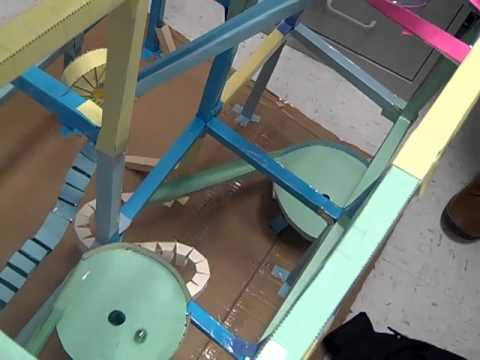 Paper  Roller Coasters Topsail High School Honors Physics
