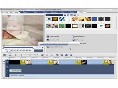 Ulead VideoStudio - Creating YouTube Videos by TakeOneFlix