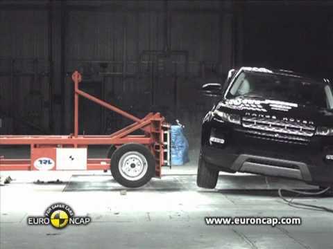 Euro NCAP | Range Rover Evoque | 2011 | Краш-тест
