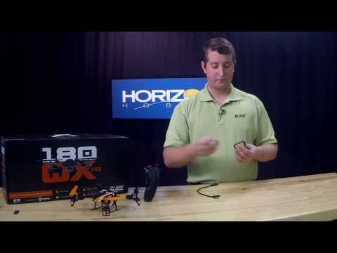 HorizonHobby.com How-To: Blade® 180 QX Camera Setup Guide