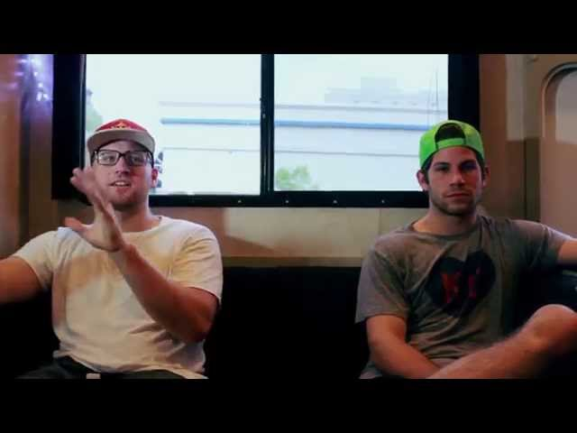 Scene Sounds - Aer Interview