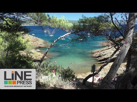 Ambiance estivale. Fin d'été sur la Côte d'Azur / La Ciotat (13) - France 26-27 août 2014