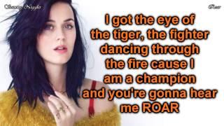 Roar - Katy Perry Karaoke Duet |Sing With Katy!!|