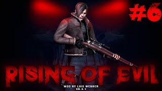 RESIDENT EVIL 4 HD -  MOD RISING OF EVIL PATCH 3.1 - DIFICULDADE VERY HARD - PARTE 06