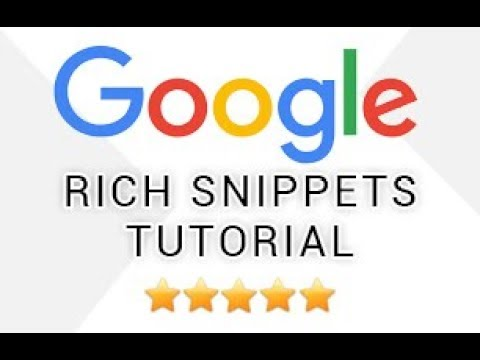 Google Rich Snippets tutorial | Rich snippets meaning | Rich snippets SEO tool