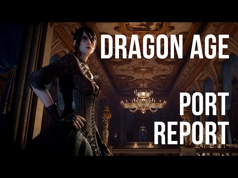 Dragon Age Inquisition : Port Report [Spoiler-free]