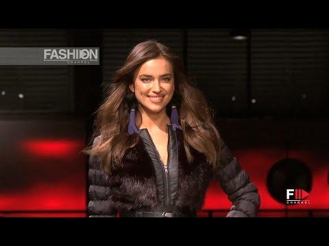 IRINA SHAYK for Desigual Fashion Show Autumn Winter 2014 2015