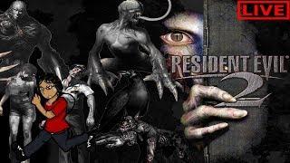 Pokemon Red Pt 5 CRASH/ Sooo Resident Evil 2 Leon B