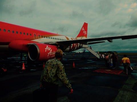 Indonesia AirAsia Flight Experience: QZ7529 Denpasar/Bali to Jakarta
