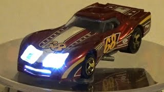 How to add Working Headlights to your Hot Wheels Custom