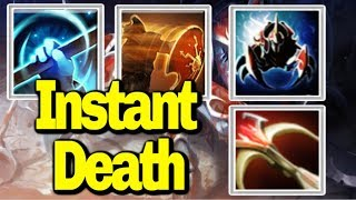 Break Them Kill Them [God's Rebuke+Empower+Vendetta]|| Ability Draft || Dota 2