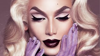 Miss Fame - SuperNatural Blonde Makeup Tutorial