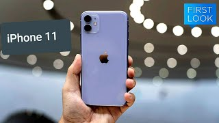 Apple iPhone 11 first look
