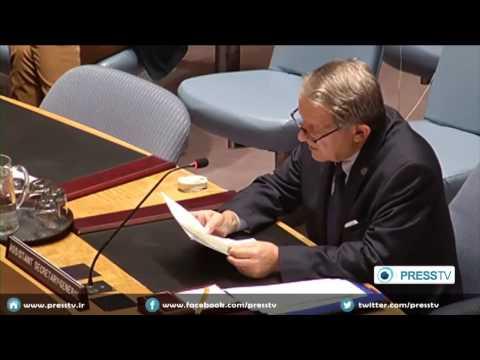 UN Security Council - Palestine
