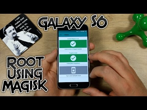 Samsung Galaxy S6 Nougat - How to root using Magisk [Tutorial]