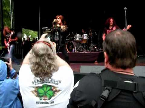 BIG NOIZE~The Mob Rules~Video by, Katherine Kibler~