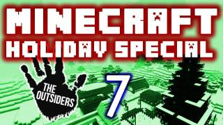 Minecraft - The Outsiders Holiday Special - Ep 07 | Need Animals