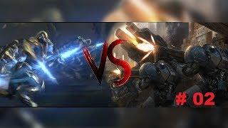 StarCraft: Terran and Protoss War - Part I (Terran) Mission 02