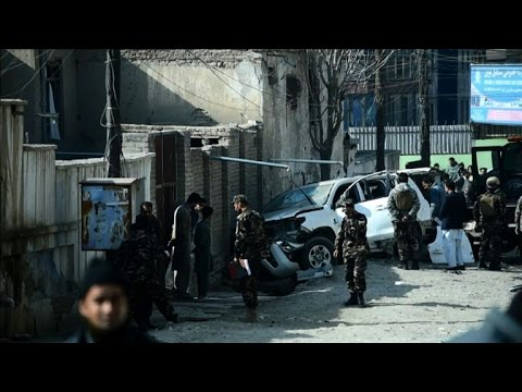 Suicide bomber targets Afghan election official in Kabul