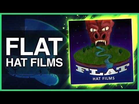 FLAT! - Hat Films ♪ [Improv Song]