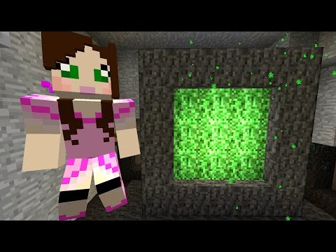 Minecraft: CREEPER DIMENSION CHALLENGE [EPS9] [12] thumbnail