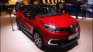 2019 Renault Captur TCe 150 EDC PF - Exterior and Interior - Geneva Motor Show 2019