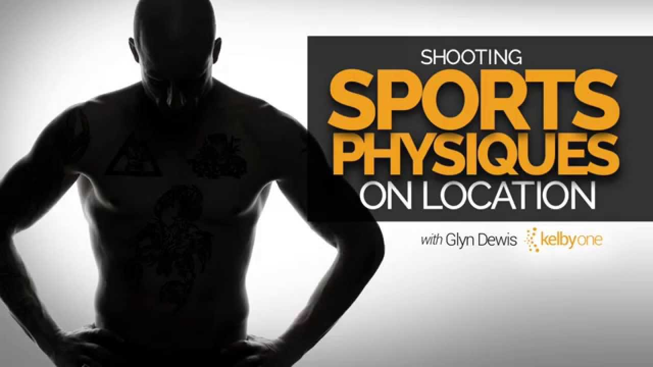 Shooting Sports Physiques on Location