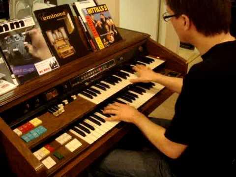 Hammond 142J Composer Spannish Flea
