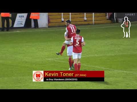 Goal: Kevin Toner (vs Bray Wanderers 06/04/2018)