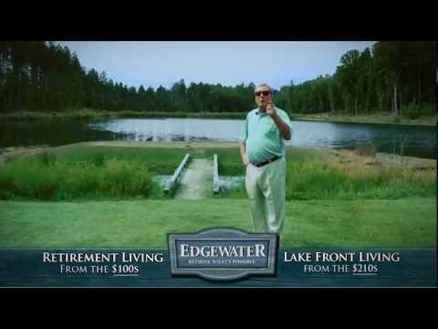 Edgewater, Lancaster, SC - A Fuzzy Zoeller Lake and Golf Community