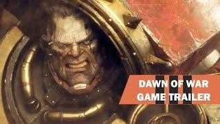 DAWN OF WAR 3 Trailer - Cinematic Campaign Game Trailer