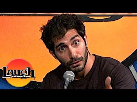 Paul Elia - Language Barriers (Stand Up Comedy)