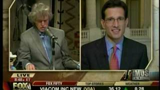 Republican Whip Eric Cantor Discusses Oil Spill In Gulf, Democrat Spending & YouCut